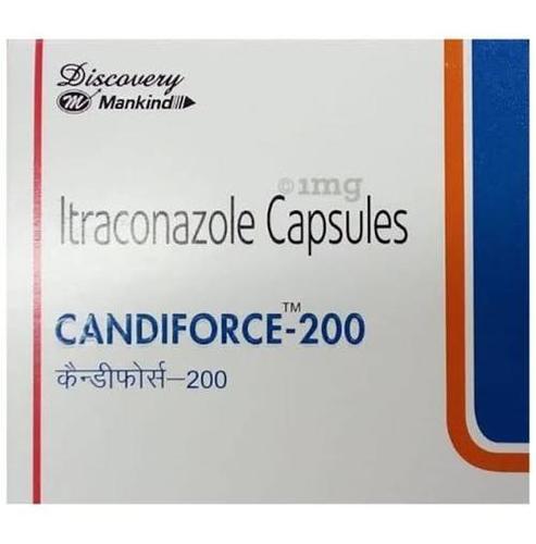 Candiforce 200Mg