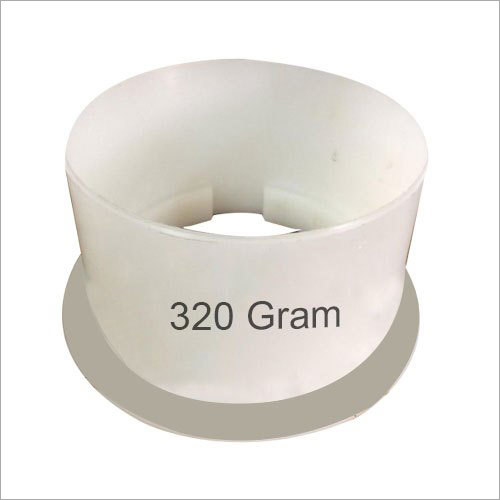 320 Gram Virgin Plastic Core Plug