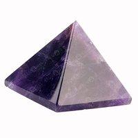 Prayosha Crystals Amethyst Pyramid
