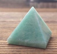 Prayosha Crystals Amazonite Pyramid