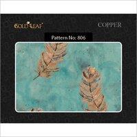 WALLPALER COPPER- 806