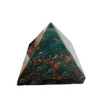 Prayosha Crystals Blood Stone Pyramid