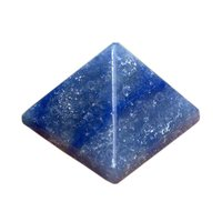 Prayosha Crystals Blue Aventurine Pyramid