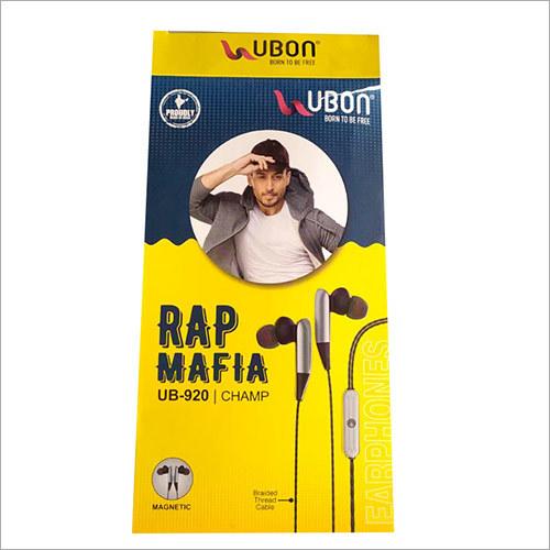 Ubon Rap Mafia Ear Phone