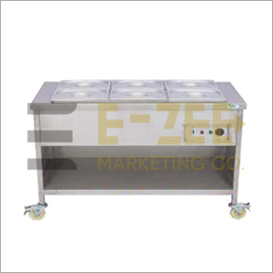 Stainless Steel Movable Hot Bain Marie