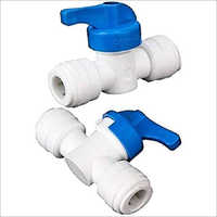 1-4 Inch Manual Flush