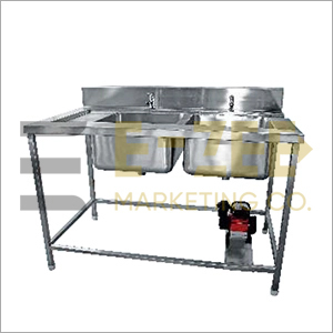 Stainless Steel Two Kitchen Sink