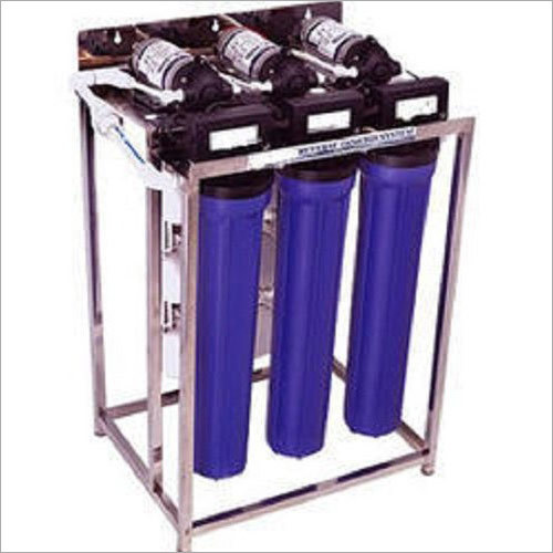 100 Lph Commercial Ro Plant System