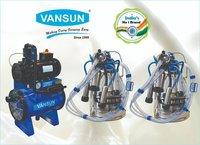 1HP- Double Bucket Milking Machine (VM2SS)