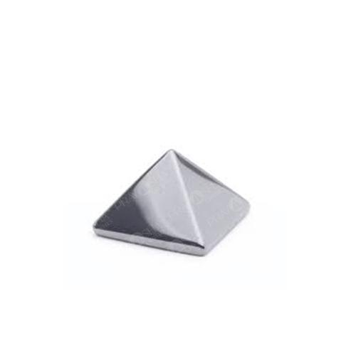 Prayosha Crystals Hematite Pyramid