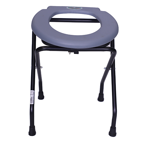 Folding Commode Stool Without RC