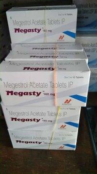 MEGESTEROL 160MG TABLET