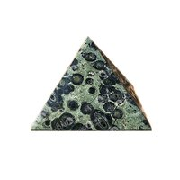 Prayosha Crystals Kambaba Jasper Pyramid
