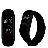 M4 Smart Band Heart Rate Sleep Monitor Color Screen M4 Smart Wristband Bracelet
