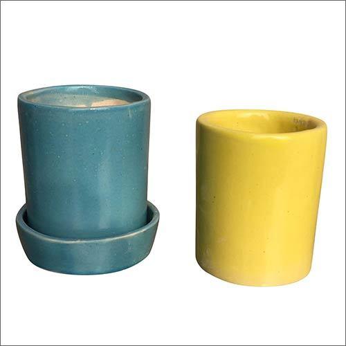 Indoor Ceramic Planter