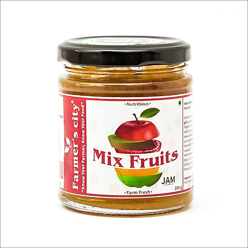 Farm Fresh Nutritious Mix Fruit Jam