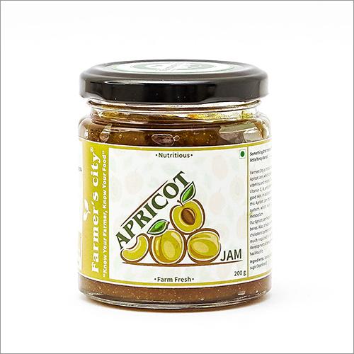 Farm Fresh Nutritious Apricot Jam