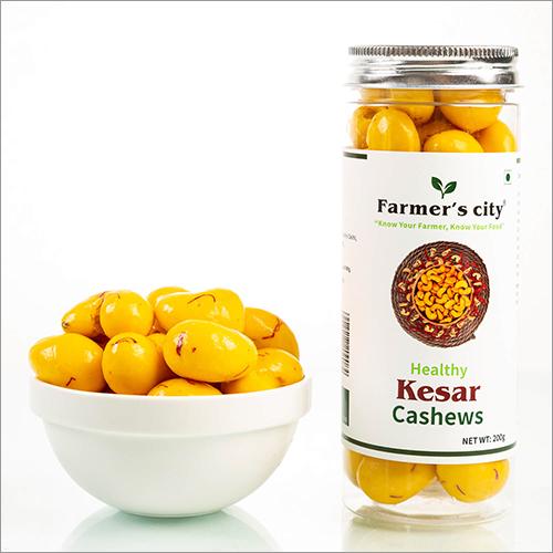 Healthy Kesar Cashew