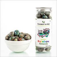 Healthy Rainbow Almonds