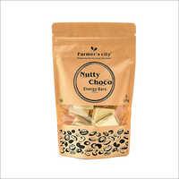 Healthy Nutty Choco Energy Bars