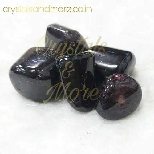 Garnet Tumbled Stones