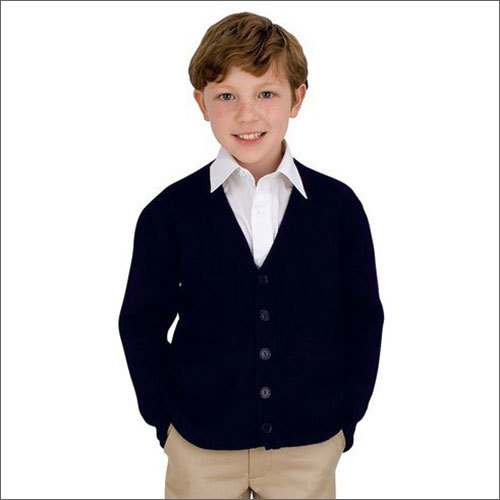 School Full Sleeve Sweaters