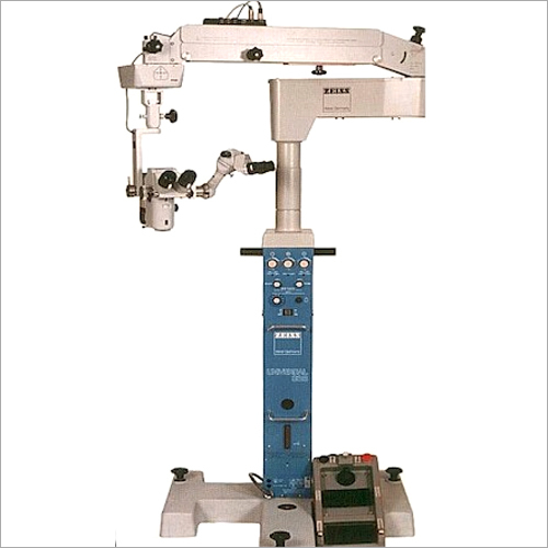 Zeiss OPMI 6S FC on S3-S4 Ophthalmic Microscope Stand