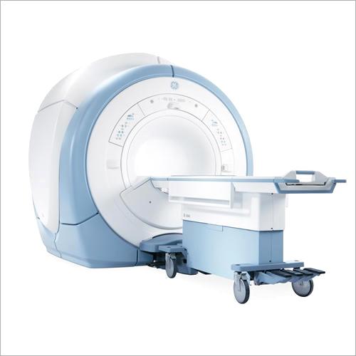 GE Signa HDXT 1.5 T MRI Scanner Machine