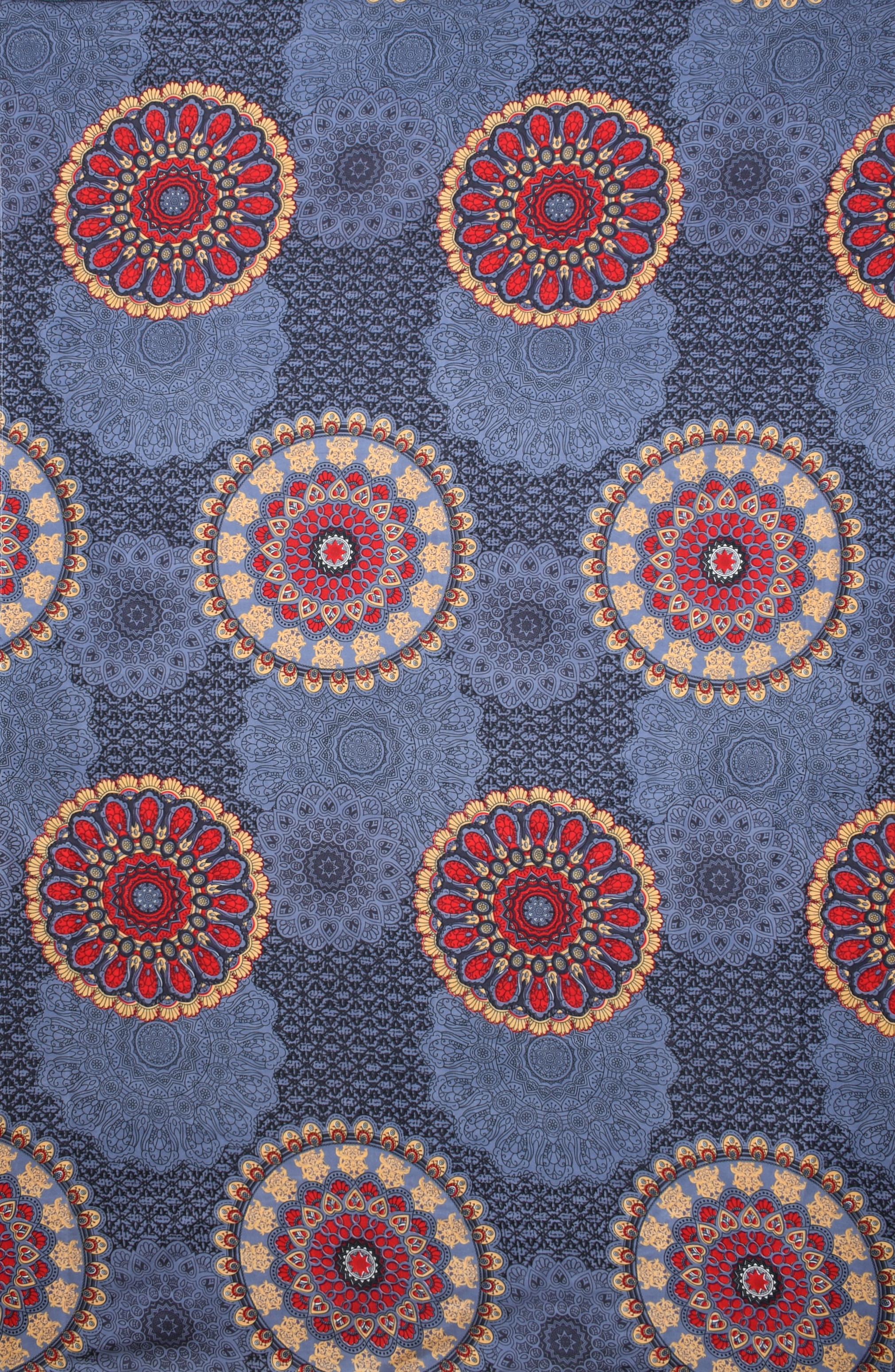 Micro Fabric Soft Designer Diwan Set