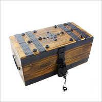 30x15x13 CM Square Wooden Box