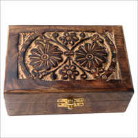 6x4x2.2 Inch Mango Wooden Box