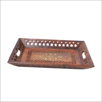 Wooden Fancy Tray