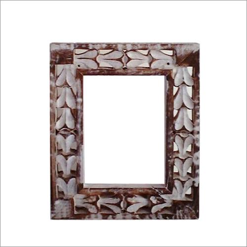 Wooden Rectangular Photo Frame