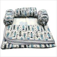 Fish print Handmade Baby bedding Set