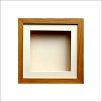 Brown And Black Shadow Frame