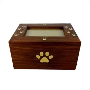 Pet Fancy Urn Box