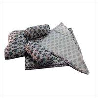 Indian Block Printed baby  Bedding Blanket