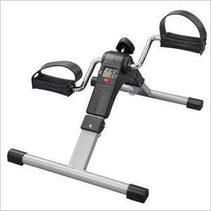 Foldable Portable Fitness Bike Cycle Foot Pedaling