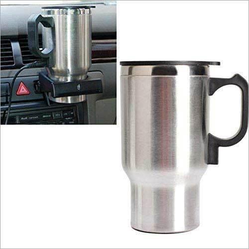 Car Stainless Steel Travel Electric Mug