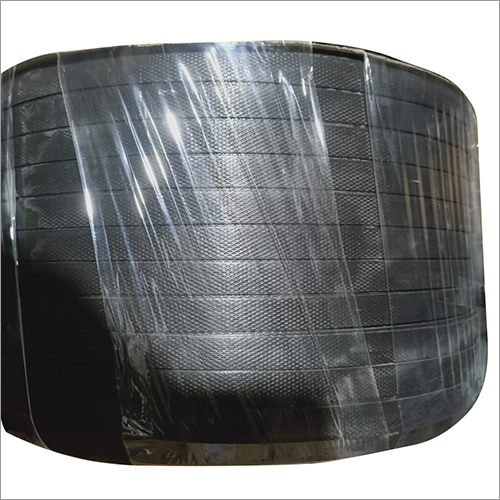 Black PP Strap Roll