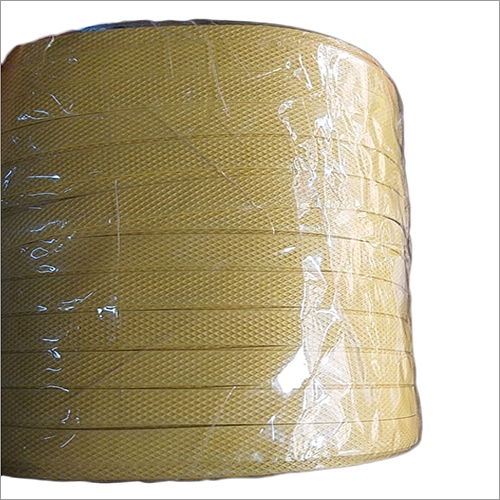 Yellow PP Strap Roll