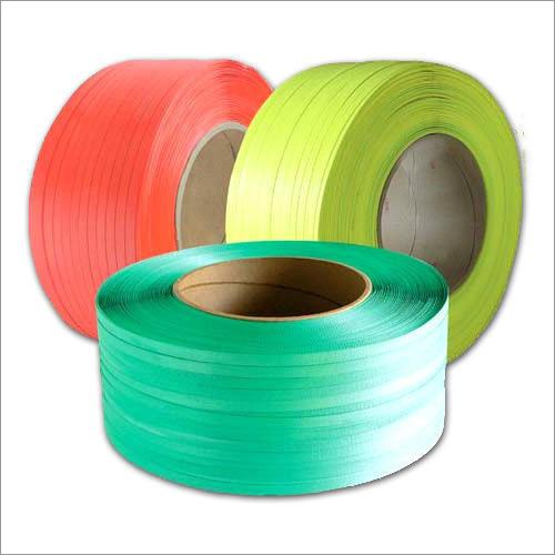 Plain 18 MM Polypropylene Box Strap Roll