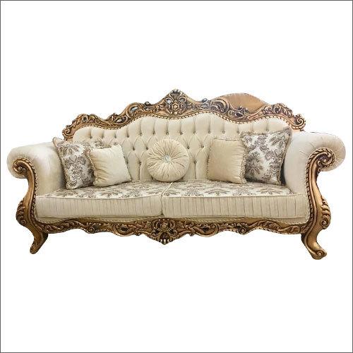 Antique Carving Maharaja Sofa