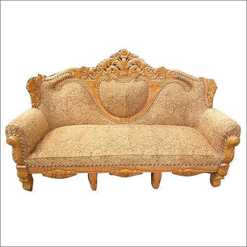 Heart Shape Carving Sofa
