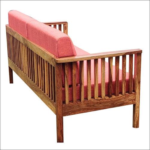 Wooden Plain Sofa
