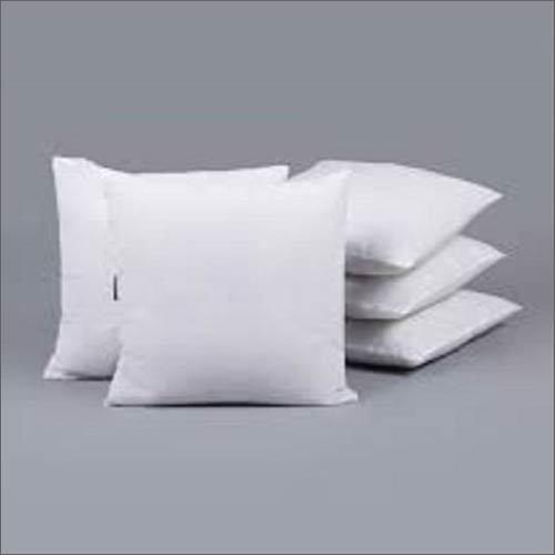 Square White Cushion
