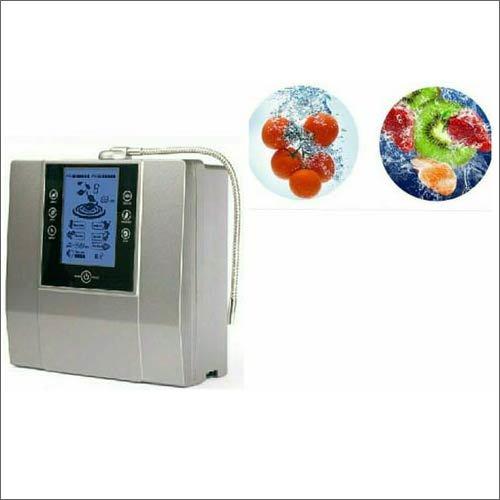 H Rich Alkaline Water Ionizer Machine