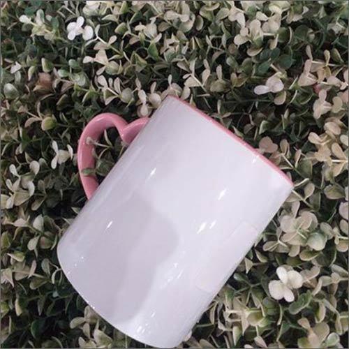 Heart Handle Mugs