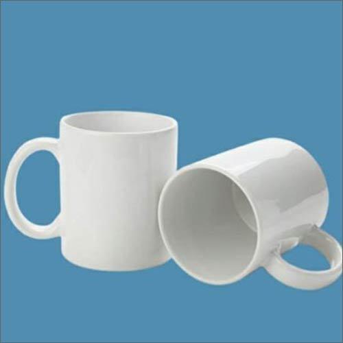 White Sublimation Mugs