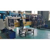 Gantry Type Muti Torches Machine